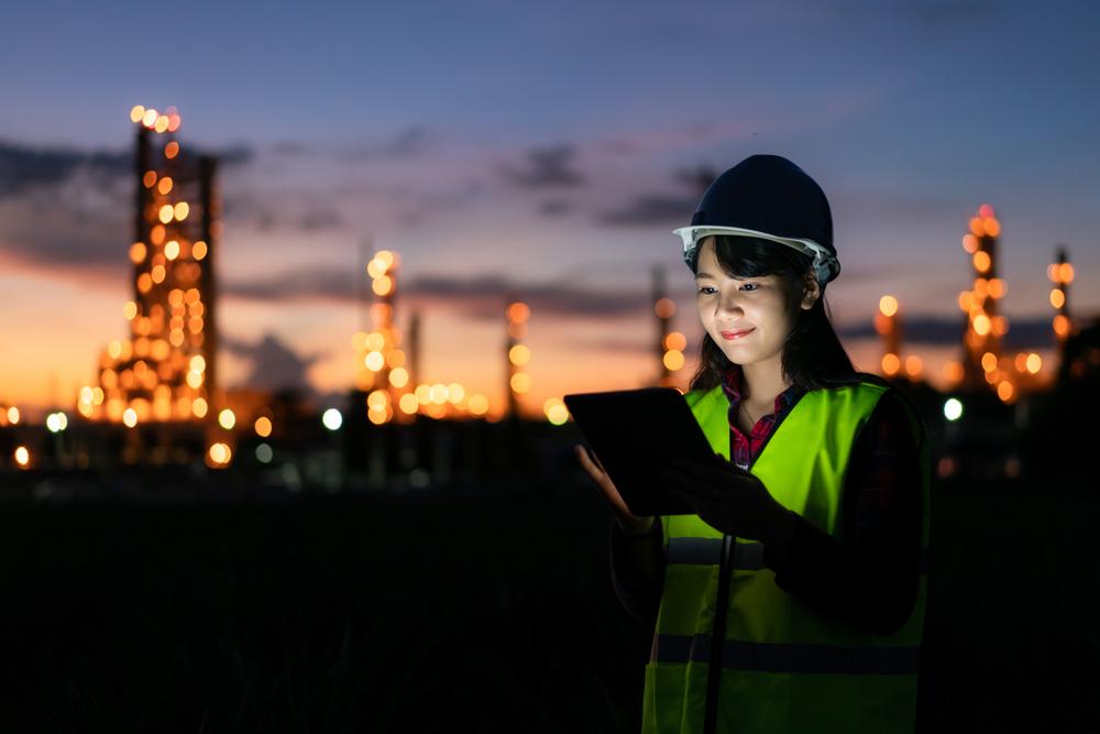 Le secret le mieux gardé de l'industrie pétrolière, un livre plein d'inspiration et de conseils pour les femmes